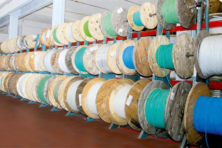 eurocom-cavi bobine