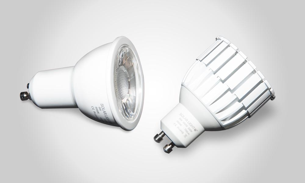 Faretti LED GU10 - Com Cavi S.p.A.