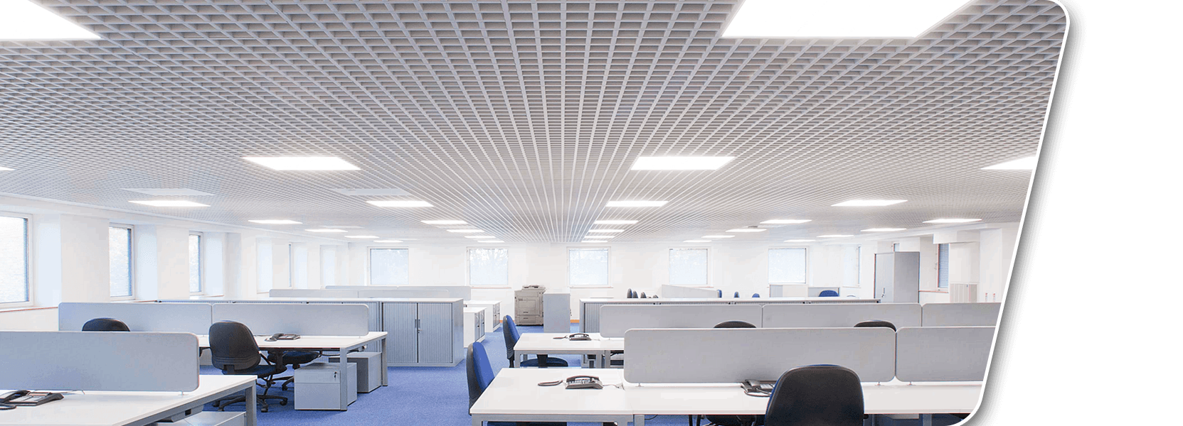 Illuminazione led office