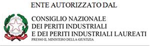 ente autorizzato dal consiglio nazionale dei periti industriali
