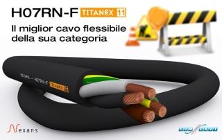 Cavo flessibile titanex