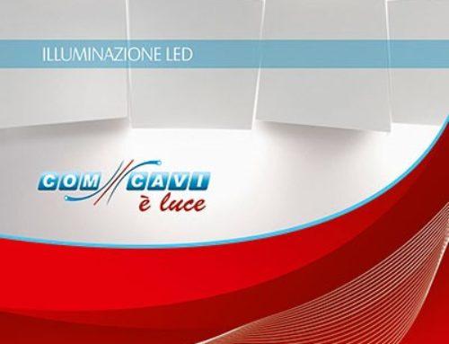 Illuminazione LED – Il nuovo catalogo