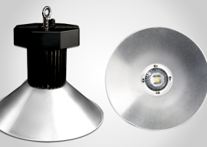 Campana piatta LED 300 W