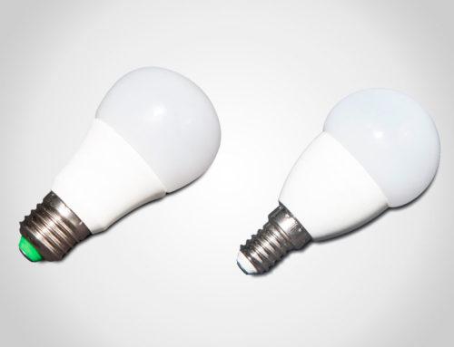 Lampada LED tonda