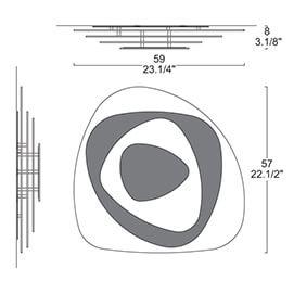 air 60 p-pl dimensioni