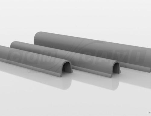 Canaletta protezione cavi
