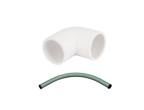 Curve per tubi protezione cavi