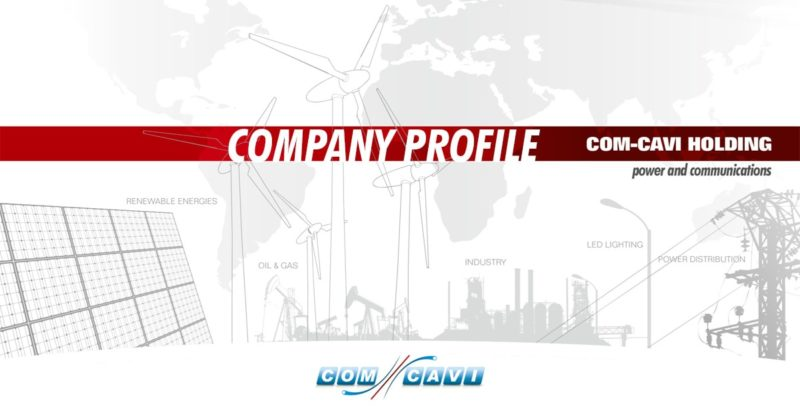 Company Profile Com-Cavi Holding
