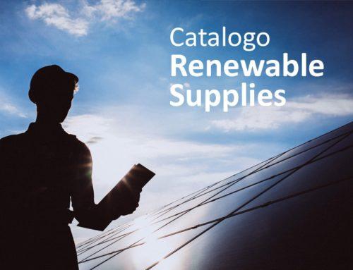 Catalogo forniture per energie rinnovabili